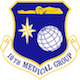 Logo: 10th Medical Group - Air Force Academy
